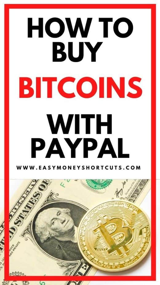Want to know how to buy bitcoins with paypal?